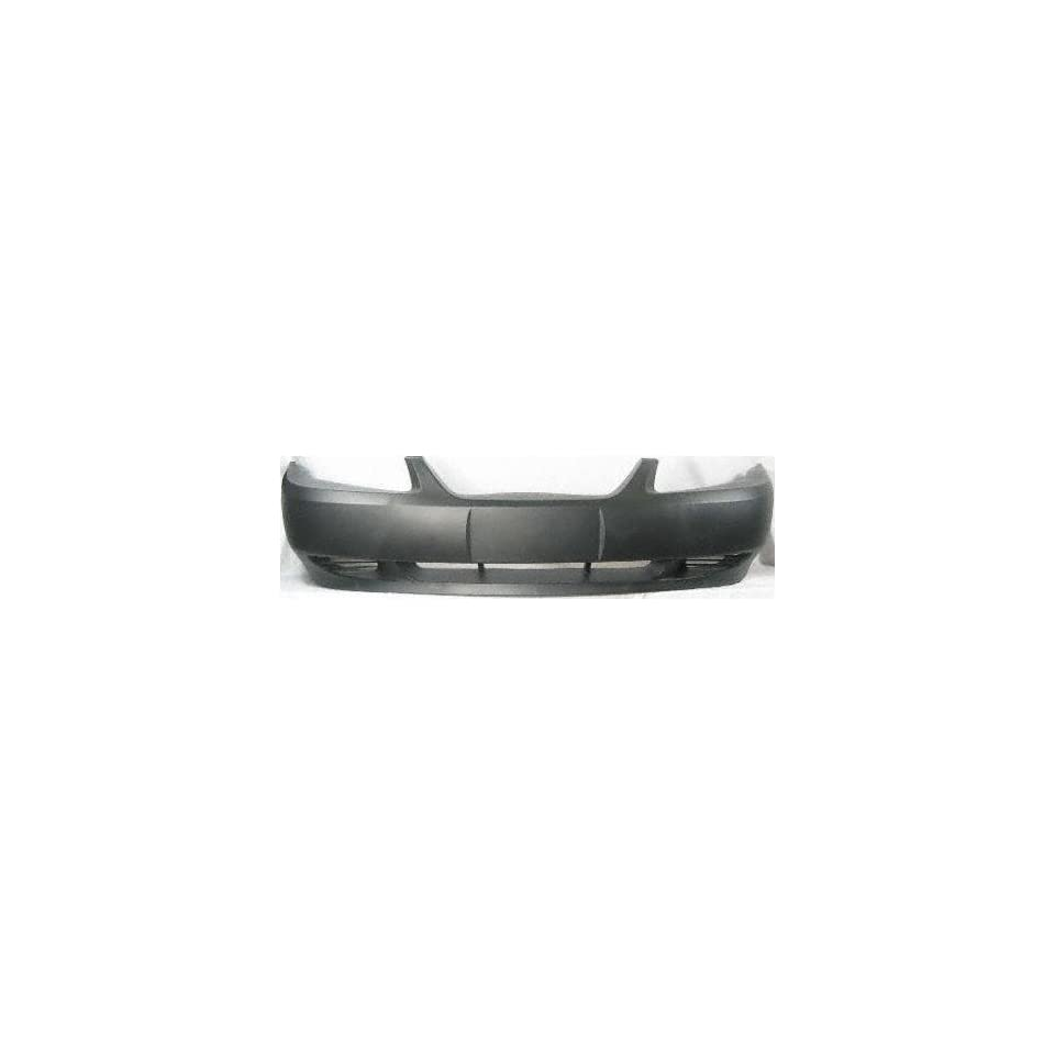 99 04 FORD MUSTANG FRONT BUMPER COVER, Raw, Base Model (1999 99 2000 00 2001 01 2002 02 2003 03 2004 04) FD5206 YR3Z17D957EA
