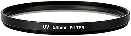 Aoile UV Slim Lens Filter 55mm 58mm 62mm 67mm 72mm 77mm Filters Protector for Camera DSLR 58mm