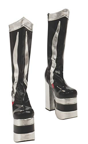 Rubie's Costume Men's Kiss Catman Deluxe Costume Boots, Multi, -