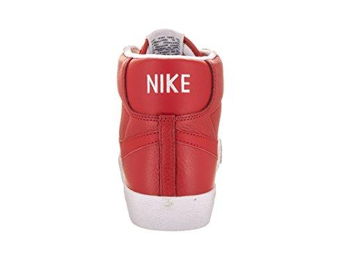 Nike Menns Blazer Mid Prm Spillet Rød / Hvit / Svart Uformell Sko 11,5 Mennene Oss