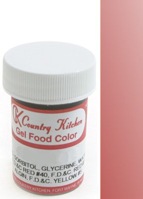 Super Red Food Paste Coloring