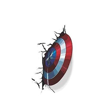 Diy Diy 3D Hole Película de dibujos animados famosa Spiderman ...