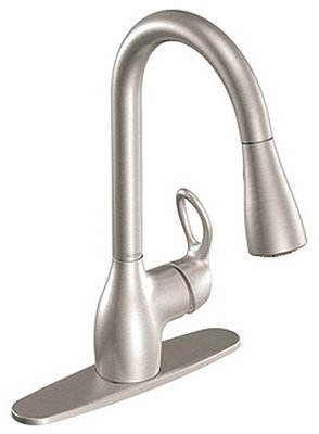 SGL Faucet/Pull Spout