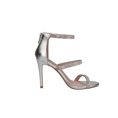 Sandalo Steve MOD Madden SMSSMOKIN Argento Smokin Donna BBrFH5q
