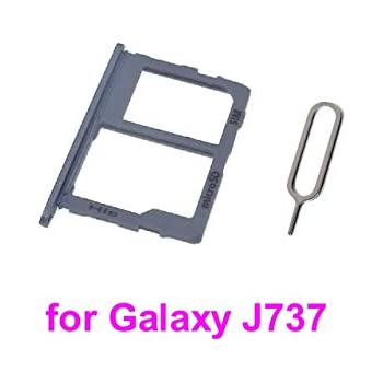 Amazon.com: Goliton Dual SIM Card Tray Holder Replacement ...