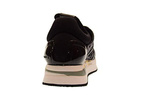 Negro Zapatillas Liz Gris Mujer 3537 Bajas Premiata 0OBwgqw