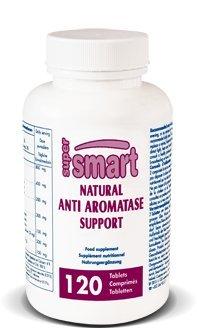 Supersmart MrSmart - Sistema endocrino - Natural Anti Aromatase Support (Apoyo natural anti aromatasa)
