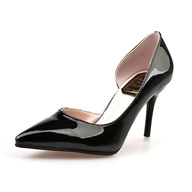 Talón EU38 Mujer Hollow Out 5 CN38 Zapatos Exterior Primavera Pu UK5 Caminando Club Zapatos Carrera Tacones Verano US7 Formales Invierno amp;Amp; Otoño 5 Oficina Casual Zormey Stiletto agAqUg