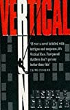 Front cover for the book Vertical Run by Joseph Garber