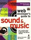 Web Developers Guide to Sound and Music, Anthony Helmstetter, 1883577950