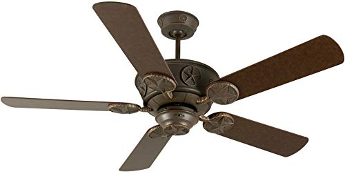 Craftmade K10871 Ceiling Fan Motor with Blades Included, 52