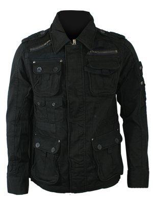 Surplus Raw Vintage Jacket - Brooklyn Black (IMPORT): Amazon