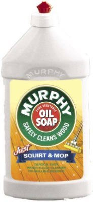 Murphy's Oil Soap Squirt and Mop Ready To Use Wood Floor Cle