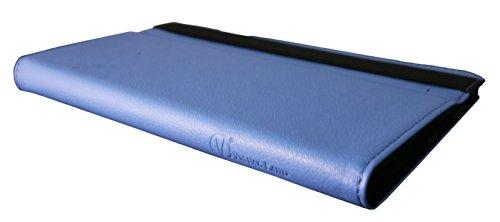 Visual Land Prestige 7-Inch Pro Folio Case, Sky Blue (ME-...