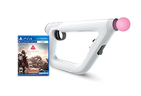 PSVR Aim Controller Farpoint Bundle - PlayStation 4