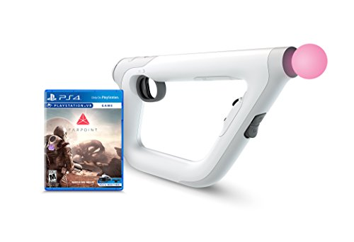 PSVR Aim Controller Farpoint Bundle - PlayStation 4 (Best Campaign Games Ps4)