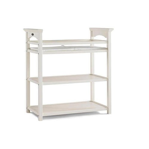 Graco Mission Style Dressing Table, French Vanilla