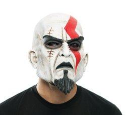 Kratos God of War Mask Costume Accessory ()