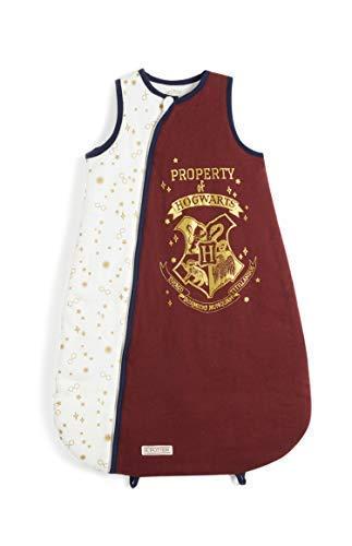 """Harry Potter Oficial de Bebé Confort""""Property Of Hogwarts"""" Bolsa para Dormir para Bebé"""