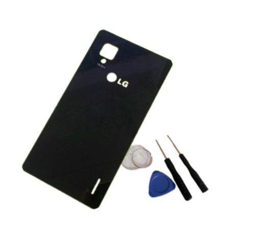 New Original Back Battery door cover glass for LG Optimus G E975