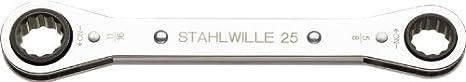 STAHLWILLE QuickRelease stw25an51611/Ratschenkopf Kn/üppel