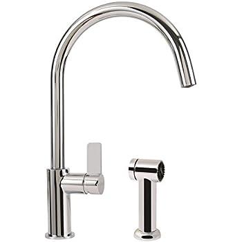Franke Ffs3100 Kitchen Faucet With Side Spray Medium