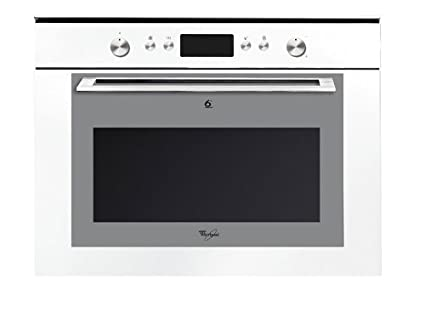 Whirlpool Amw 833 Wh Four Micro Ondes Gril Intégrable 40 L