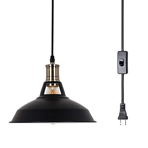 Outdoor Plug In Pendant Lamp in US - 4