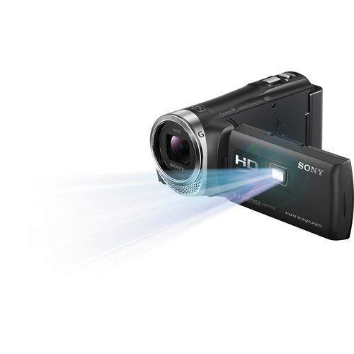 Sony 16GB HDR-PJ340 Full HD Handycam Camcorder with Built-in Projector (Black) (Sony Hd Projector)