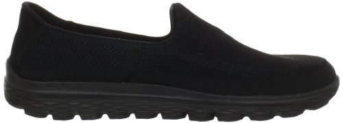 Skechers Performance Men's Go Walk 2 Black Sneaker 11.5 D - Medium
