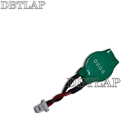 DBTLAP Laptop Cmos Batterie kompatibel f/ür Toshiba Libretto 100CT Cmos RTC Batterie
