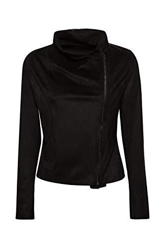 Noir Femme Edc By Esprit Blouson 001 black nWwTFHq