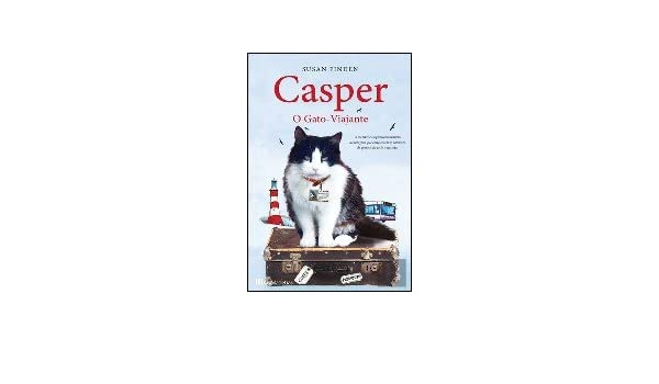 Casper O Gato-Viajante (Portuguese Edition): Susan Finder: 9789724620091: Amazon.com: Books