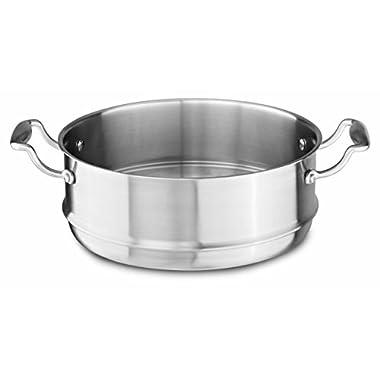 KitchenAid KCH180SIST 18/10 Stainless Steel Steamer Insert Cookware - Stainless Steel