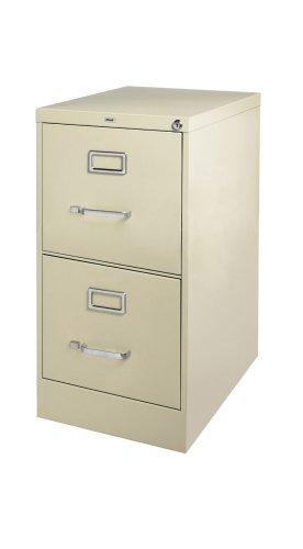 Bush Business Furniture 80FV2PY 2-Drawer Vertical Metal File