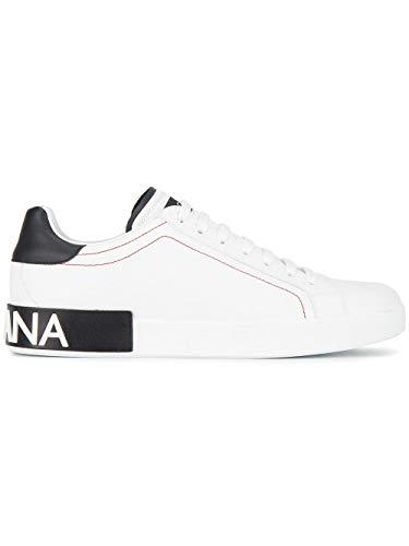 Dolce e Gabbana Luxury Fashion Mens CS1587AH52689697 White Sneakers | Fall Winter 19 (Sneaker Men Dolce)