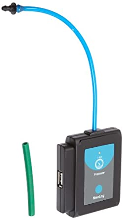 Amazon.com: neulog Presión Logger Sensor, 16 Bit ADC ...