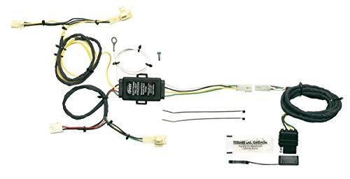Hopkins 43415 Plug-In Simple Vehicle Wiring Kit