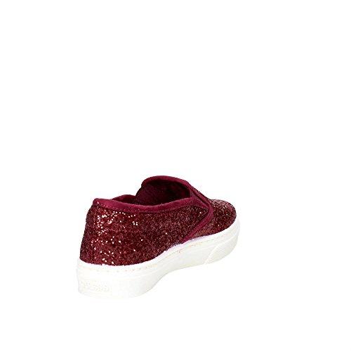 bordeaux bordeaux Baskets pour femme Rouge Guess Rouge UI7qvxx