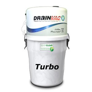 Drainvac Turbo Central Vacuum