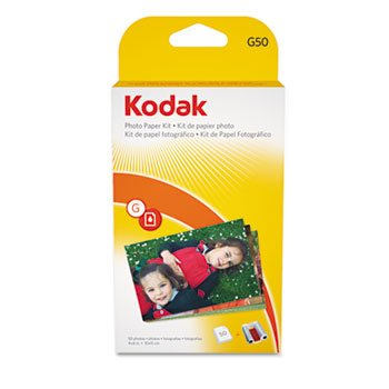 Kodak G50 Photo Paper Kit