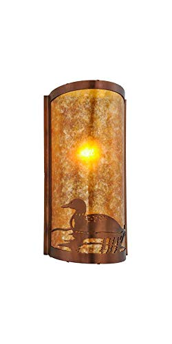 Loon Left LED Wall Sconce