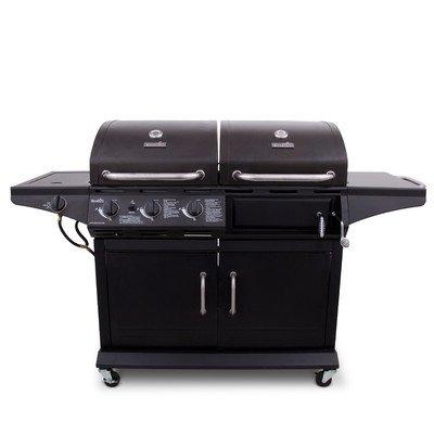coal gas grill 3 burner