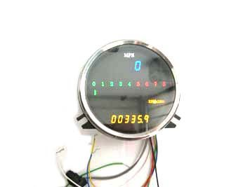 Harley Digital Electronic Speedometer with Tachometer