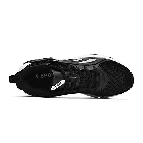Running Sneakers Fitness Homme Noir Aonetiger Sport De Basket Chaussures Chaussure Respiration Femme Mode xBwOqYUzO1