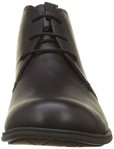 Hombre Para black 1913 Camper Clasicas Botas 001 Negro wAaWqZ7