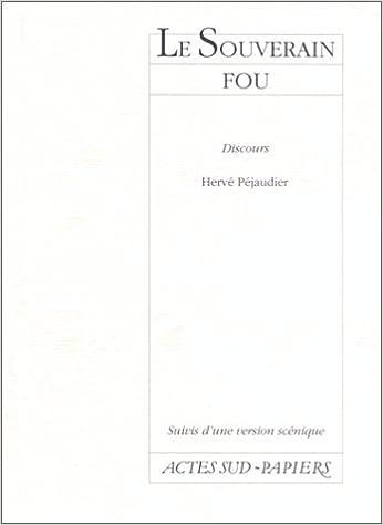 Le souverain fou pdf, epub ebook