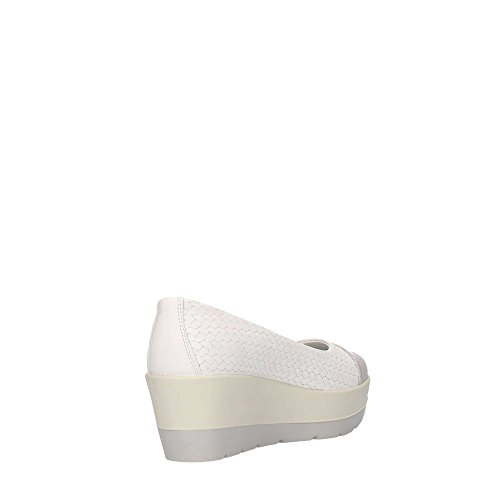 Blanca IGI Blanco Mujer de 1144811 amp;Co Piel Zapatos Ballet de EN OgwzOrq