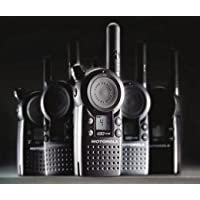 6 Pack of Motorola CLS1410 Two way Radio Walkie Talkies