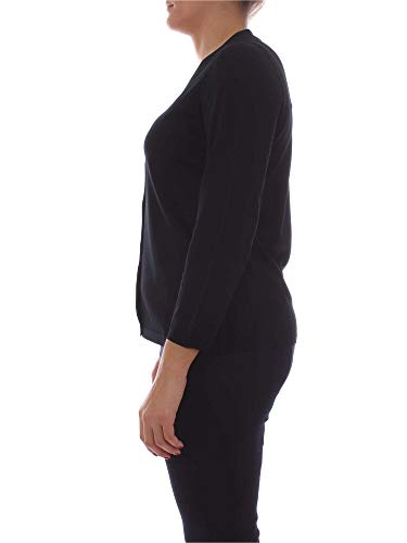 Persona Negro Marina Rinaldi By 1343498 Cardigan Mujer R7RH8gn